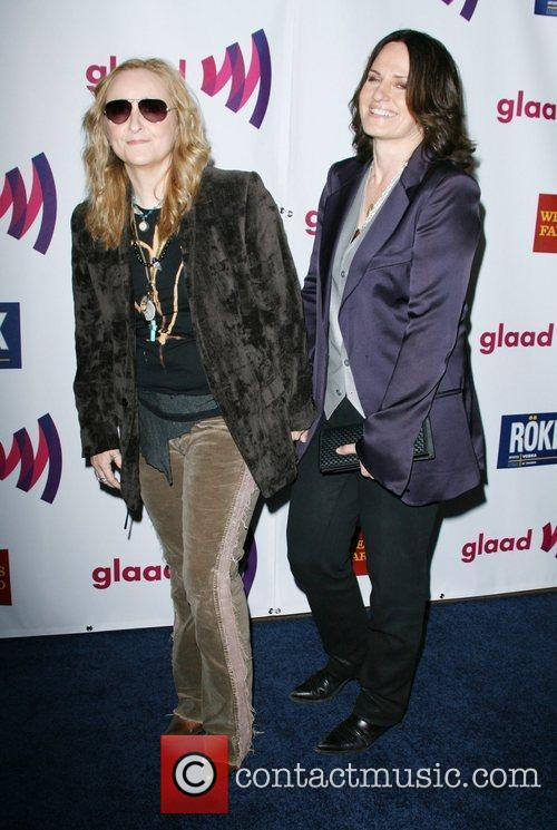 22nd Annual GLAAD Media Awards held at the...