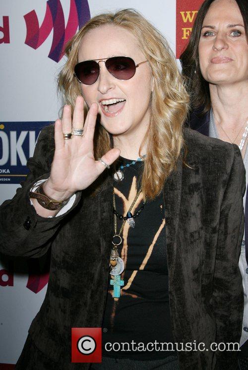 Melissa Etheridge 22nd Annual GLAAD Media Awards held...