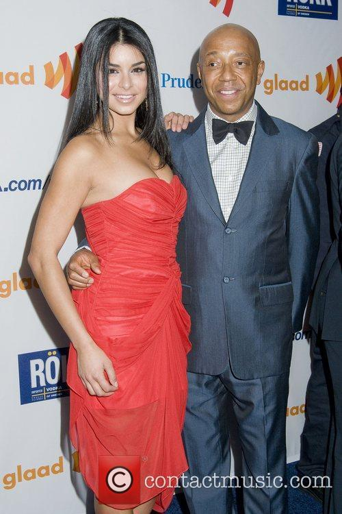Rima Fakih and Russell Simmons 3