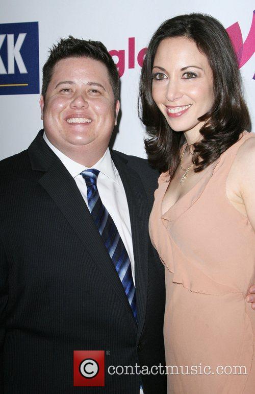Chaz Bono and girlfriend Jennifer Elia 22nd Annual...
