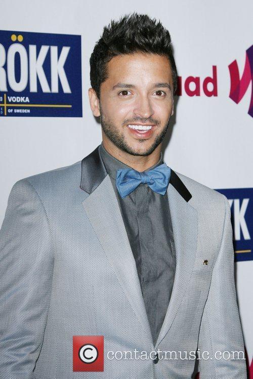 Jai Rodriguez 22nd Annual GLAAD Media Awards held...