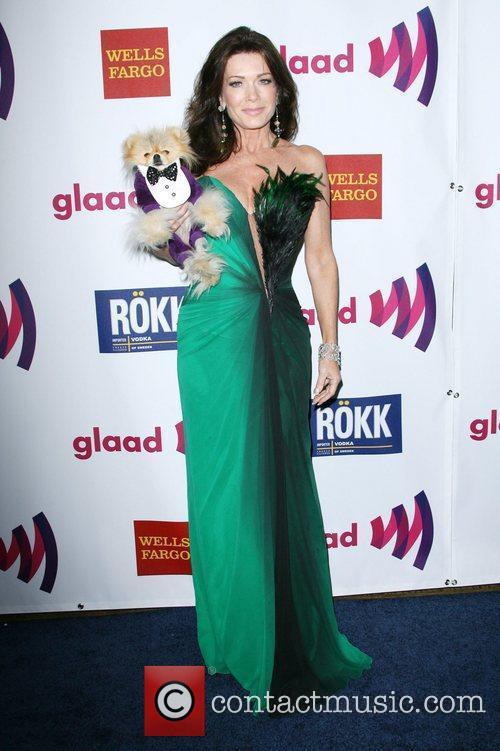 Lisa Vanderpump 22nd Annual GLAAD Media Awards held...