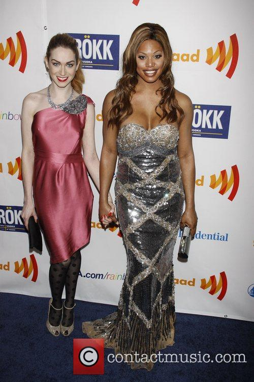 Laverne Cox and Jamie Clayton 6