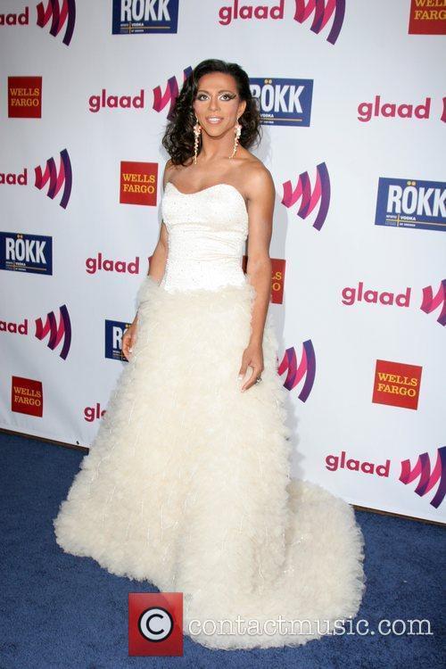 Sahara Davenport 22nd Annual GLAAD Media Awards held...