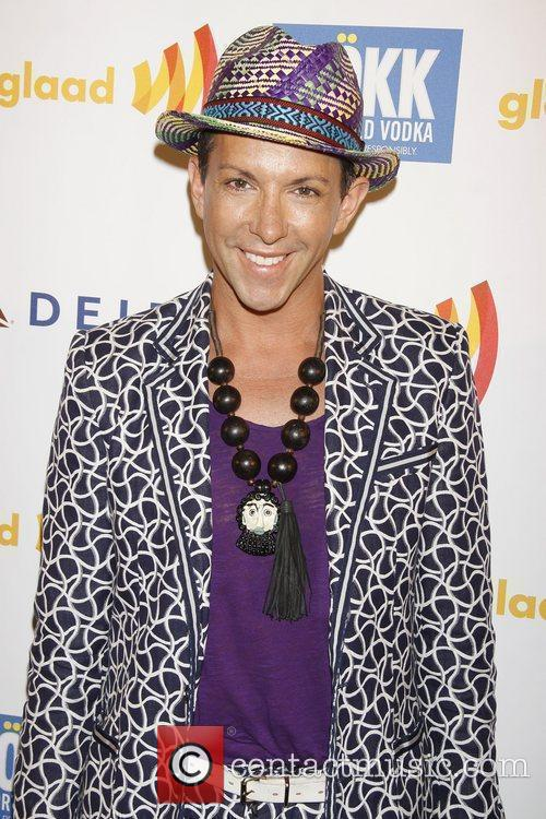 Derek Warburton 'GLAAD Manhattan' Carnival event held at...
