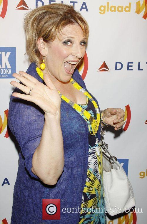 Lisa Lampanelli 'GLAAD Manhattan' Carnival event held at...
