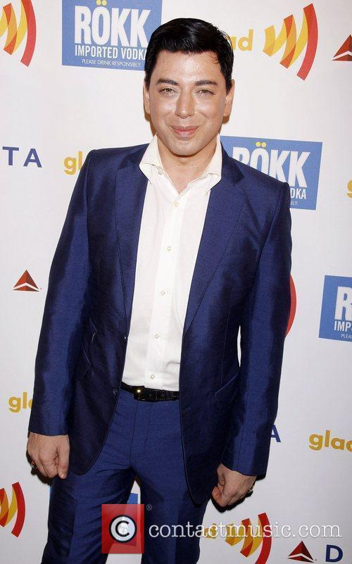Malan Breton 'GLAAD Manhattan' Carnival event held at...