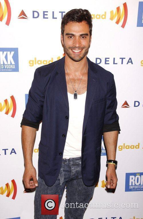 Rodiney Santiago 'GLAAD Manhattan' Carnival event held at...