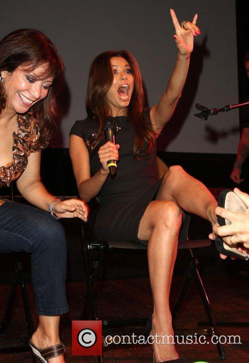 Cheri Oteri and Eva Longoria 1