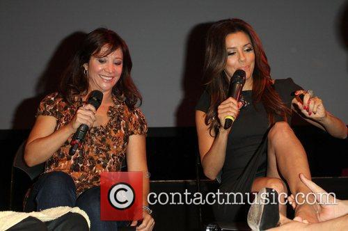 Cheri Oteri and Eva Longoria 6