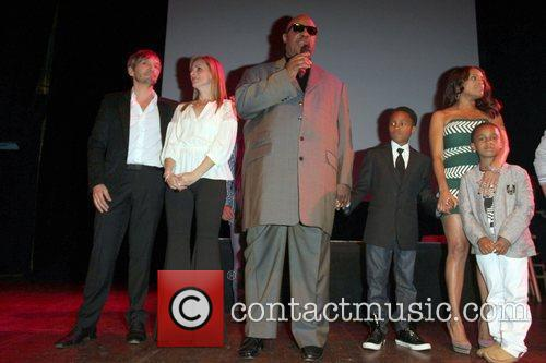 Ken Paves, Marlee Matlin, Stevie Wonder and House Of Blues 4