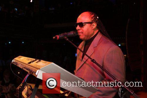 Stevie Wonder and House Of Blues 12