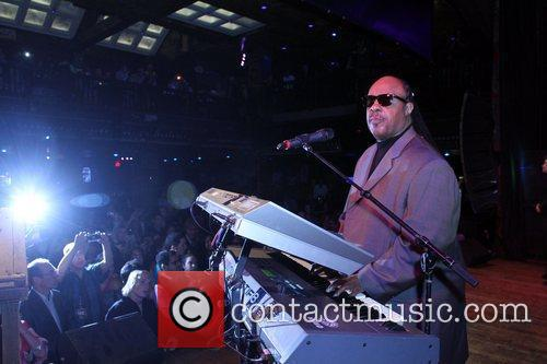 Stevie Wonder and House Of Blues 11