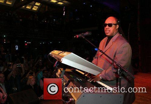 Stevie Wonder and House Of Blues 4