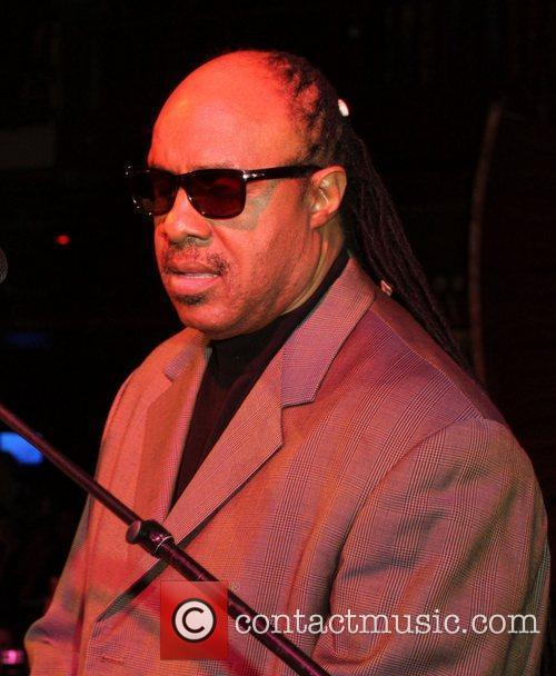 Stevie Wonder and House Of Blues 13