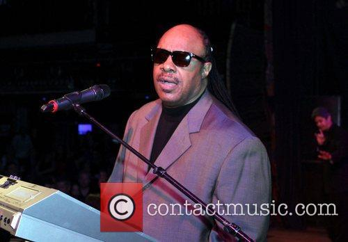 Stevie Wonder and House Of Blues 10