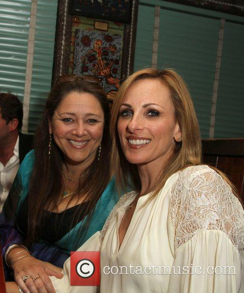 Marlee Matlin, Camryn Manheim and House Of Blues 7