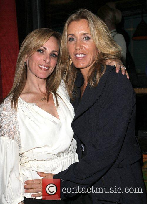 Marlee Matlin, Felicity Huffman and House Of Blues 5