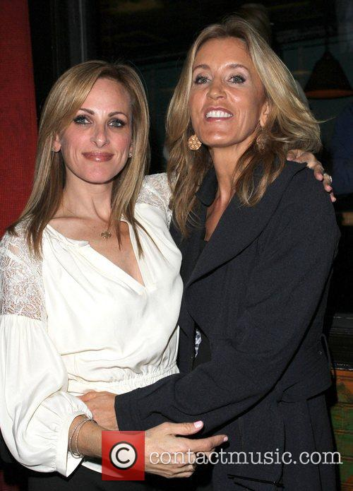 Marlee Matlin, Felicity Huffman and House Of Blues 2