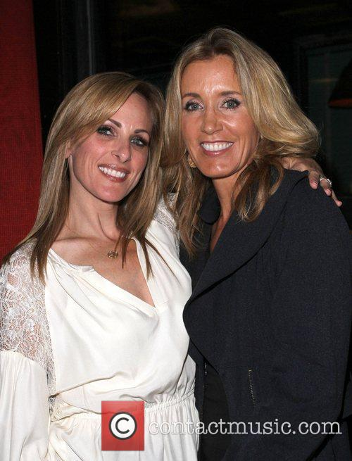 Marlee Matlin, Felicity Huffman and House Of Blues 10