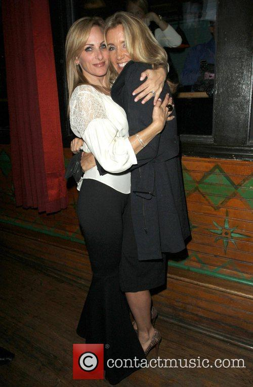 Marlee Matlin, Felicity Huffman and House Of Blues 1