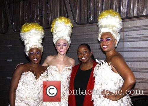 Anastacia, Gladys Knight and Palace Theatre 2