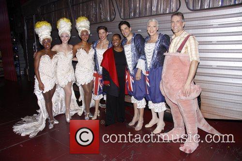 Anastacia, Gladys Knight, Nick Adams and Palace Theatre 3