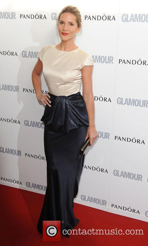Amanda Byram at the Glamour Women Of The...