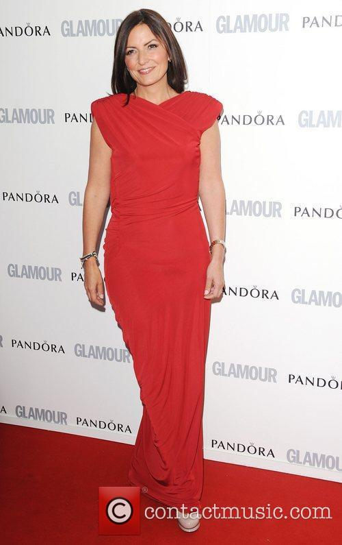 Davina McCall at the Glamour Women Of The...
