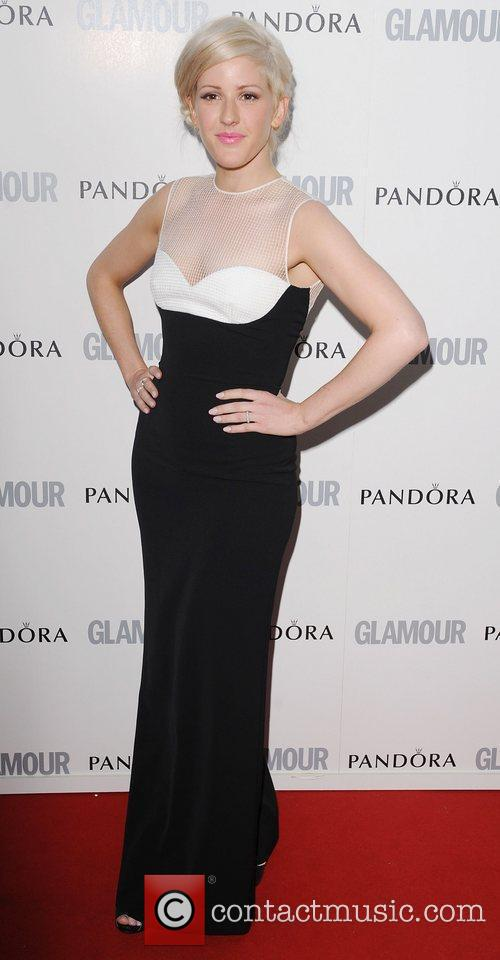 Ellie Goulding and Glamour Women Of The Year Awards