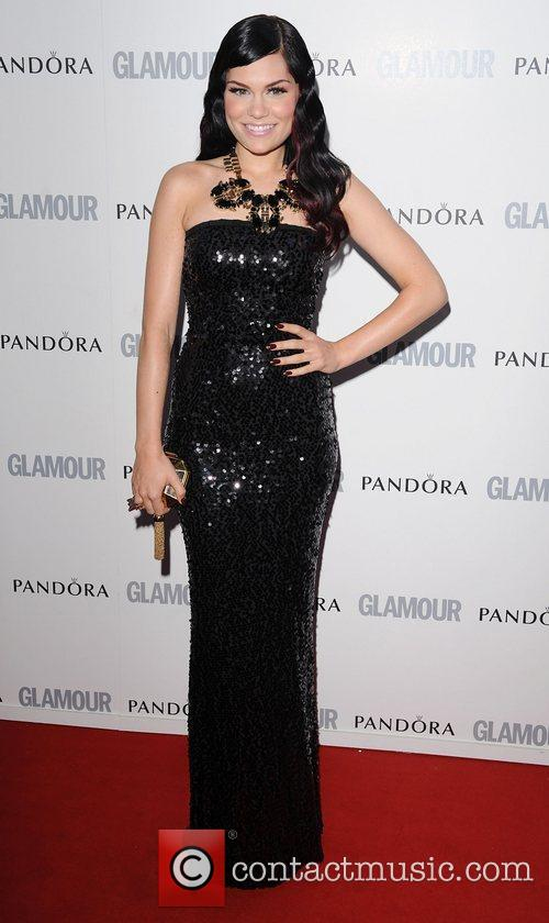 Jessie J at the Glamour Women Of The...