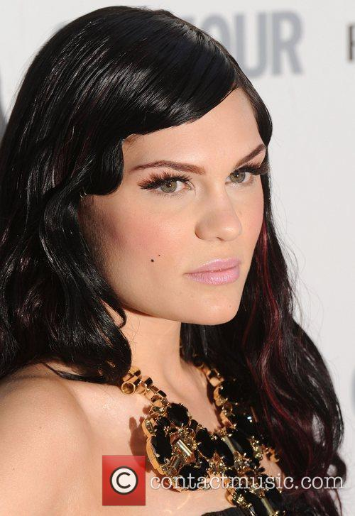 Jessie J and Glamour Women Of The Year Awards 3