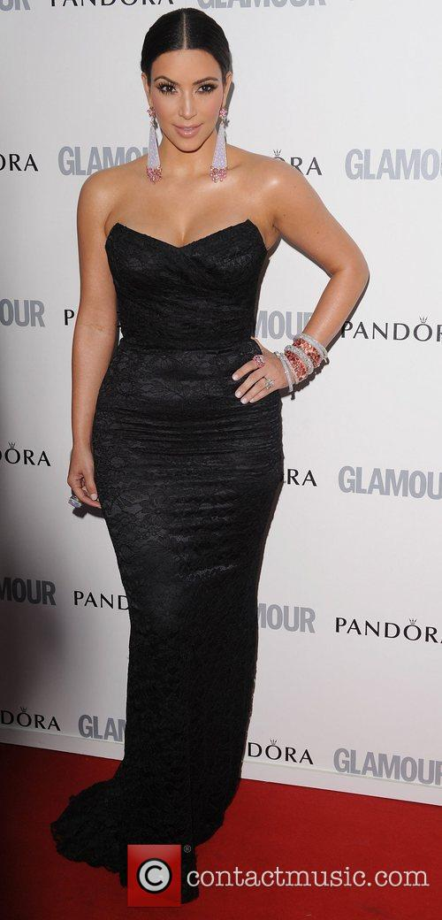 Kim Kardashian and Glamour Women Of The Year Awards 8