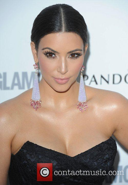 Kim Kardashian and Glamour Women Of The Year Awards 6