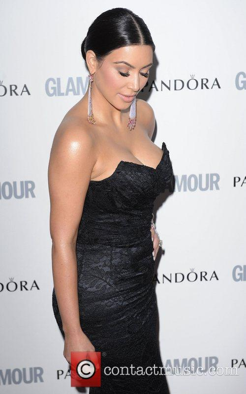 Kim Kardashian and Glamour Women Of The Year Awards 7