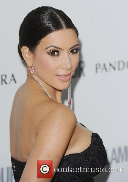 Kim Kardashian and Glamour Women Of The Year Awards 5