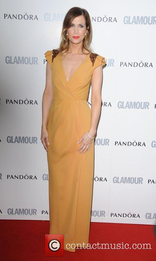 Kristen Wiig at the Glamour Women Of The...