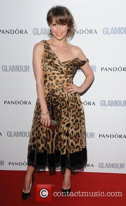 Rachel Stevens at the Glamour Women Of The...