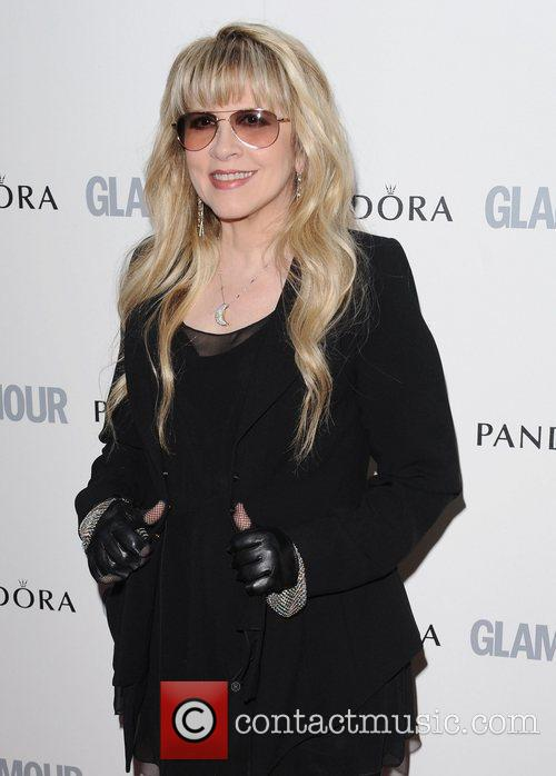 Stevie Nicks at the Glamour Women Of The...