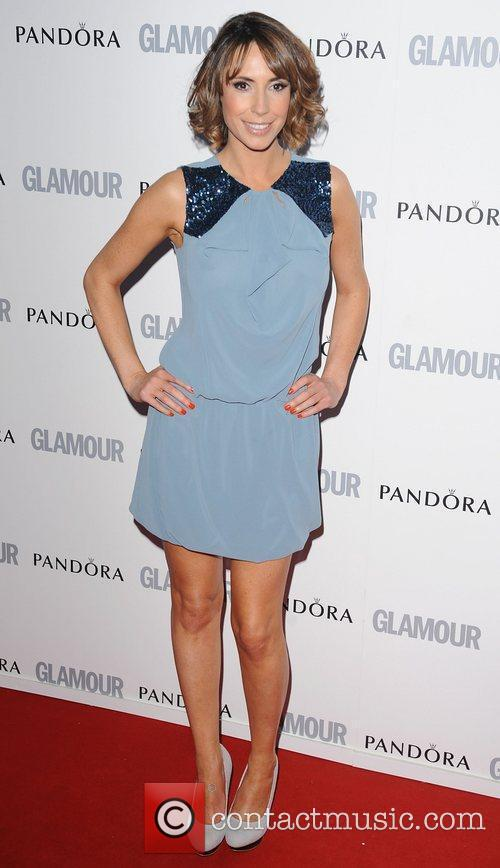 Alex Jones at the Glamour Women Of The...