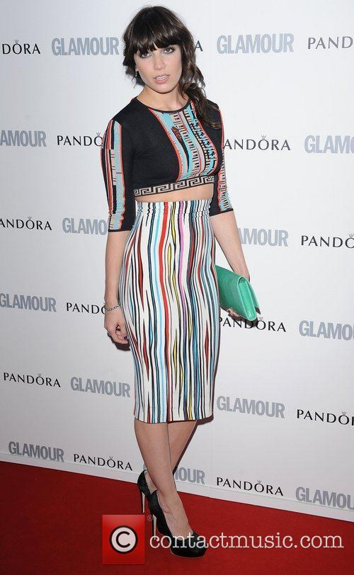 Daisy Lowe at the Glamour Women Of The...