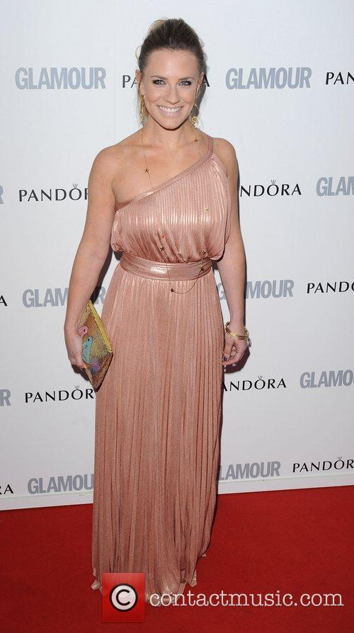 Georgie Thompson at the Glamour Women Of The...