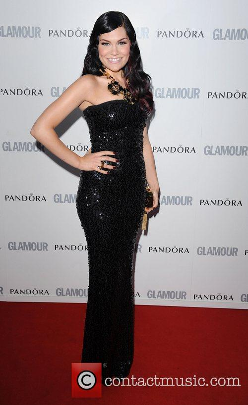 Jessie J and Glamour Women Of The Year Awards 4