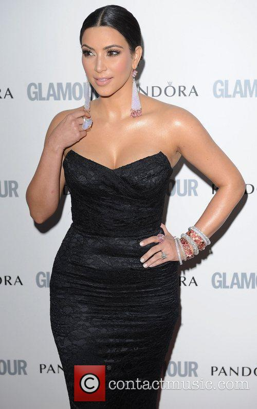 Kim Kardashian and Glamour Women Of The Year Awards 10