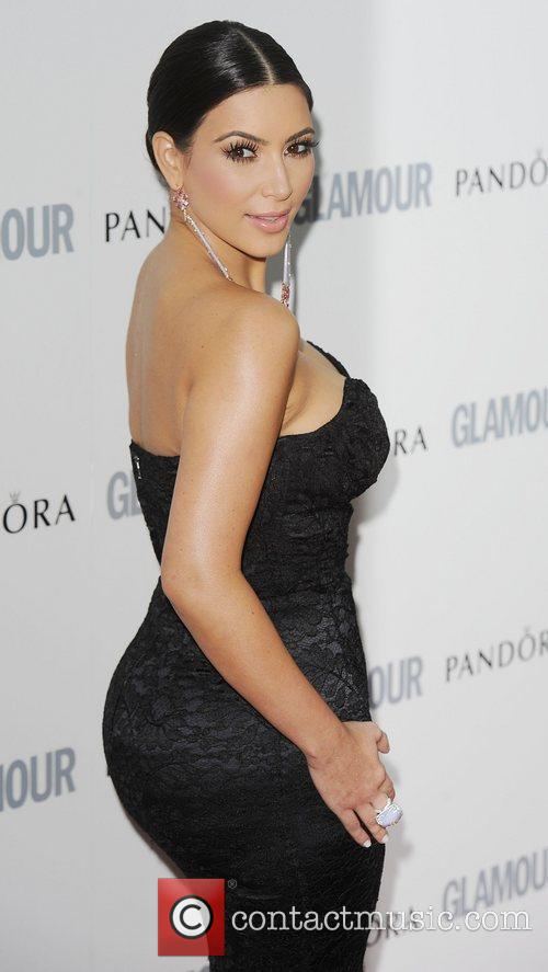 Kim Kardashian and Glamour Women Of The Year Awards 9