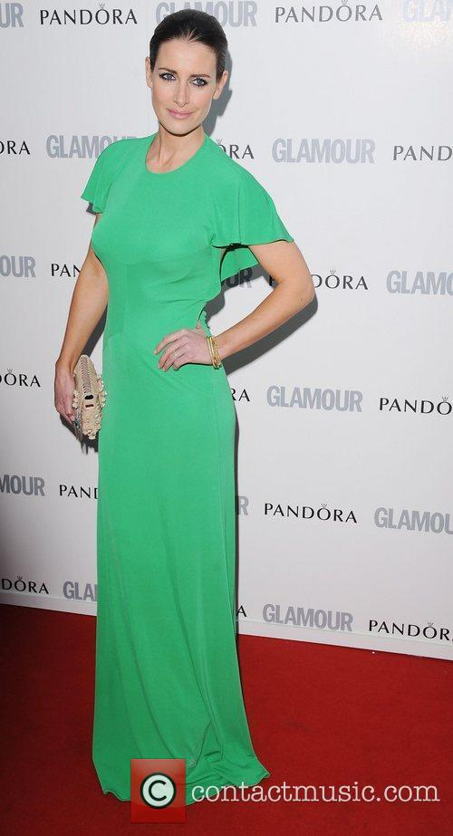 Kirsty Gallacher at the Glamour Women Of The...