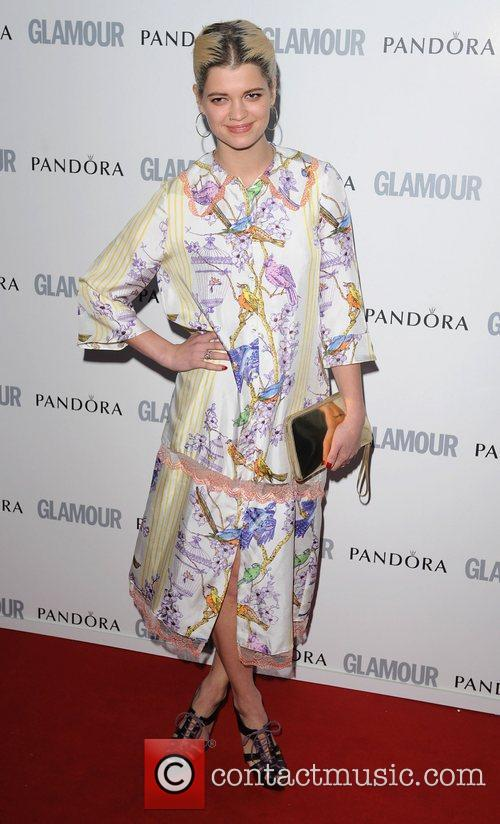 Pixie Geldof at the Glamour Women Of The...