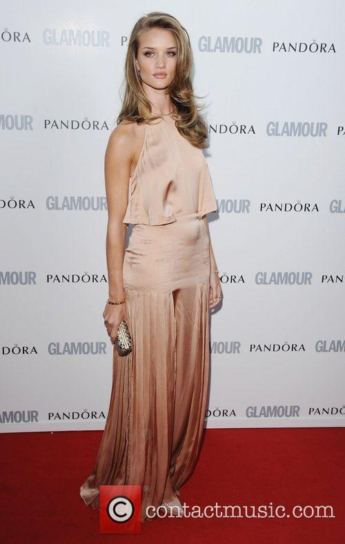 Rosie Huntington- Whiteley at the Glamour Women Of...