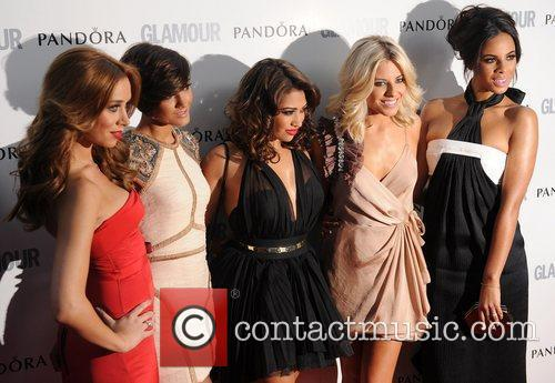 The Saturdays at the Glamour Women Of The...