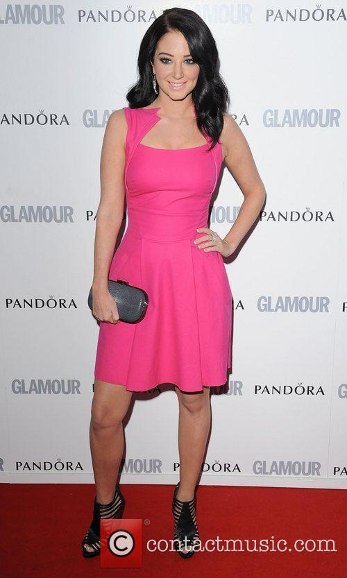 Tulisa Contostavlos at the Glamour Women Of The...